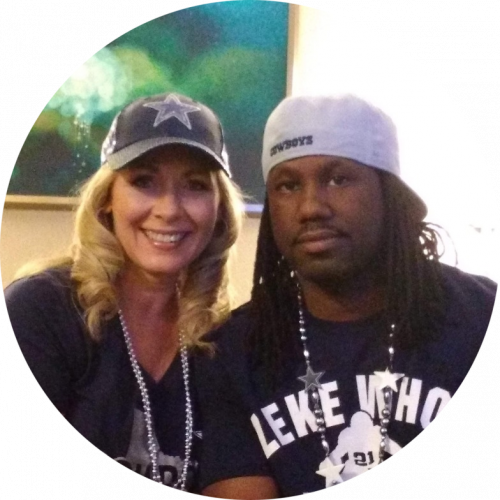 crime scene clean up company owners Nadine Black and Anthony Coleman