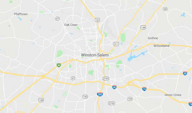 biohazardous waste removal Winston-Salem North Carolina