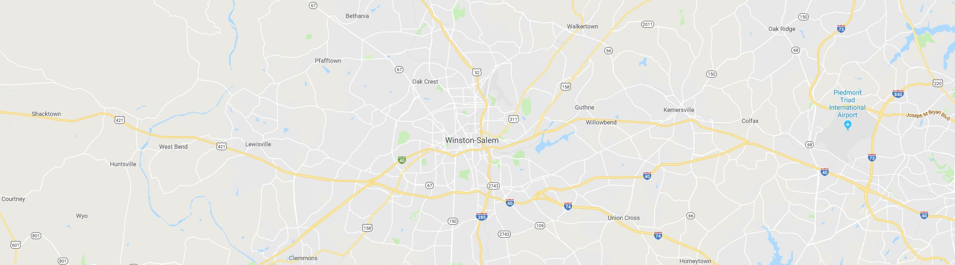 emergency clean up services Winston-Salem area NC